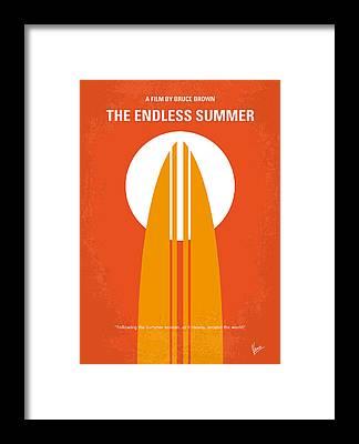 Endless Framed Prints