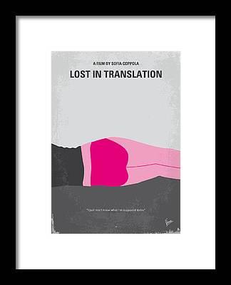Lost Framed Prints