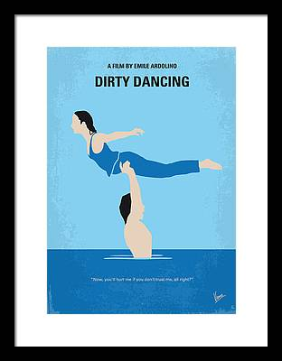 Dance Digital Art Framed Prints