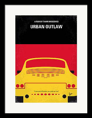 Outlaw Framed Prints