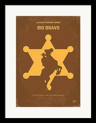 Bravo Framed Prints