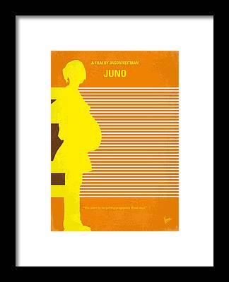 Juno Framed Prints