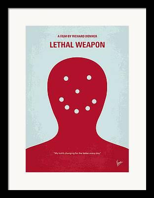 Lethal Framed Prints