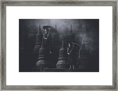 No.34 Framed Print