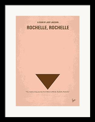 Rochelle Framed Prints