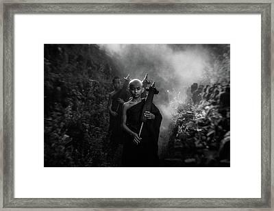 No.42 Framed Print