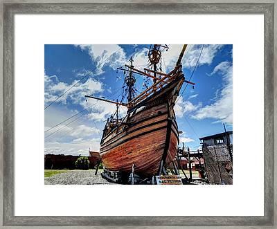Noa Victoria Framed Print
