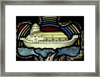 Noahs Ark Framed Print