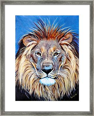 Noble Pride Framed Print by Donna Proctor