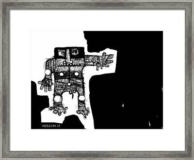Noctis No. 1  Framed Print