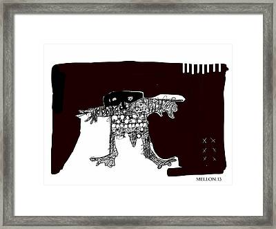 Noctis No. 2 Framed Print by Mark M  Mellon