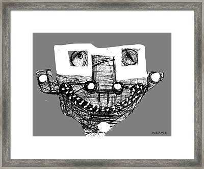 Noctis No. 3 Framed Print by Mark M  Mellon