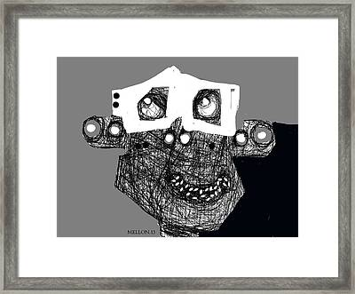 Noctis No. 4 Framed Print by Mark M  Mellon