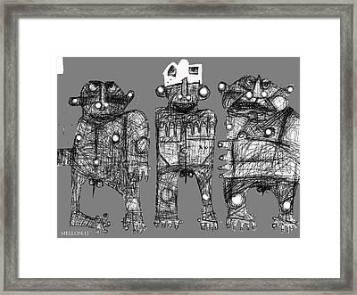 Noctis No. 6 Framed Print