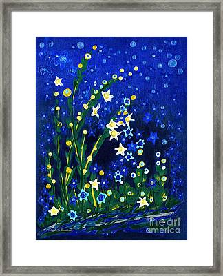 Nocturne Framed Print by Holly Carmichael
