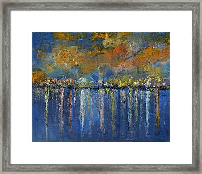 Nocturne Framed Print by Michael Creese