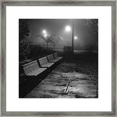 Nocturne No. 1 Framed Print