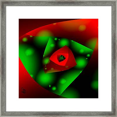 Noel Framed Print by Hai Pham
