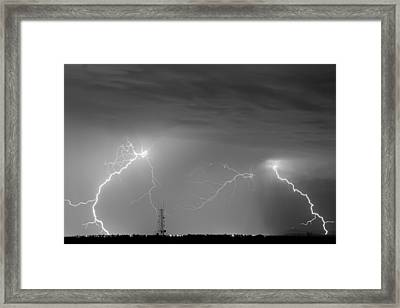 Noise Framed Print by James BO  Insogna