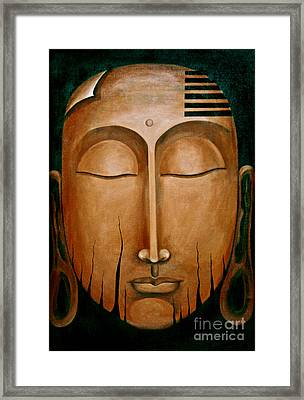 Non- Equivalence Revelation Framed Print by Fei A