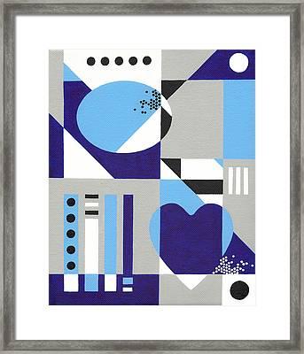 Nonpareil Framed Print by Lance Bifoss