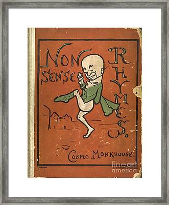 Nonsense Rhymes (1902) Framed Print by British Library