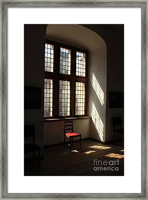 Nordic Light - Kronborg Slot Framed Print by Juan Romagosa