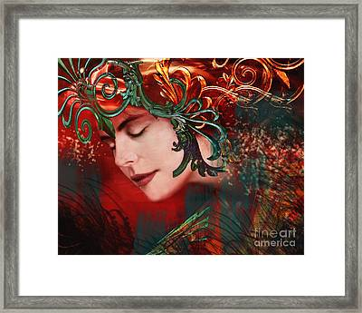 Noribella Framed Print