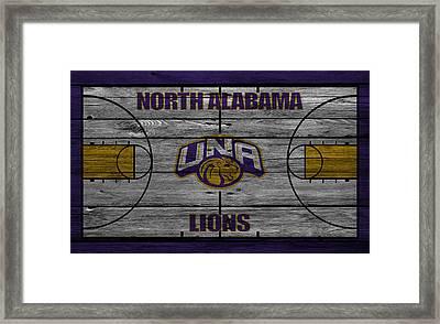 North Alabama Lions Framed Print by Joe Hamilton