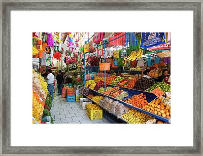 North America, Mexico, Guanajuato Framed Print by Julie Eggers