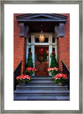 North America, Usa, Georgia, Decorative Framed Print by Joanne Wells