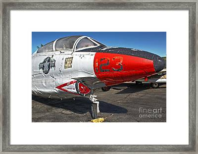 North American Buckeye T2-a Framed Print by Gregory Dyer