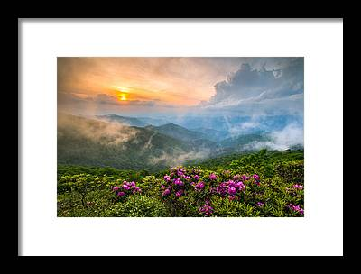 Asheville Framed Prints