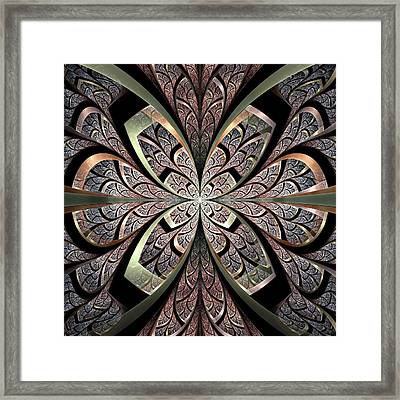 North Gates Framed Print by Anastasiya Malakhova