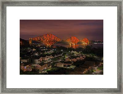 North Queensferry Framed Print