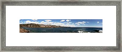 North Shore 1 Framed Print by Russell Smidt