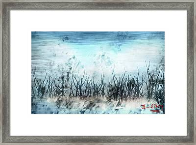 North Winds Framed Print