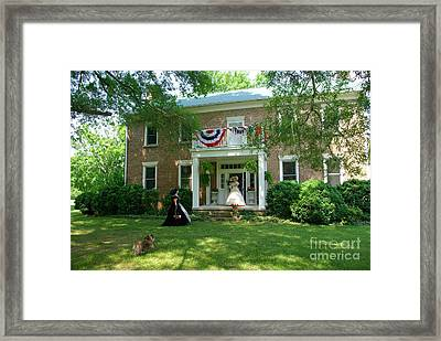 Northcutt Plantation Framed Print by   Joe Beasley