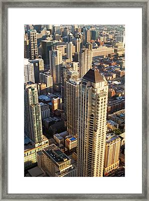 Northern Chicago Framed Print