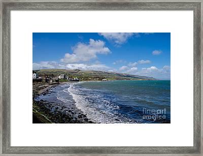 Northern Ireland Coast Framed Print