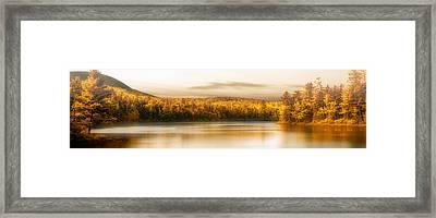 Northern Maine Framed Print