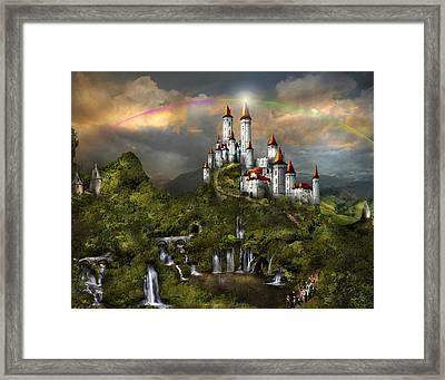 Northern Oz #21 Framed Print by Vjkelly Artwork