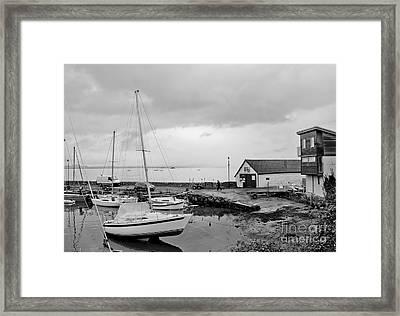 Northern Spring Marina Framed Print