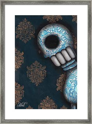 Nostalgia Framed Print by  Abril Andrade Griffith
