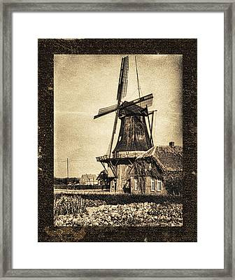 Nostalgia Framed Print by Gerlinde Keating - Galleria GK Keating Associates Inc