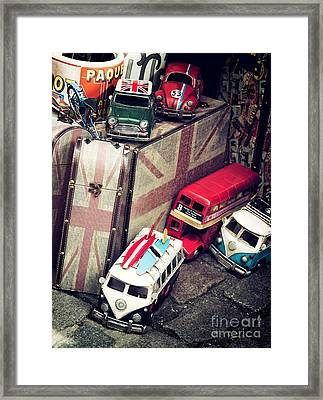 Nostalgia Framed Print by Tim Gainey