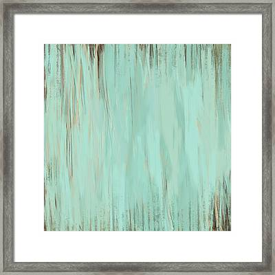 Nostalgic Nature Framed Print by Lourry Legarde