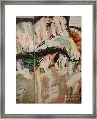 Nostalgies Of Venice Framed Print