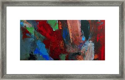 Not Of This World Framed Print by Ruth Palmer