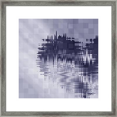 Not Really Framed Print